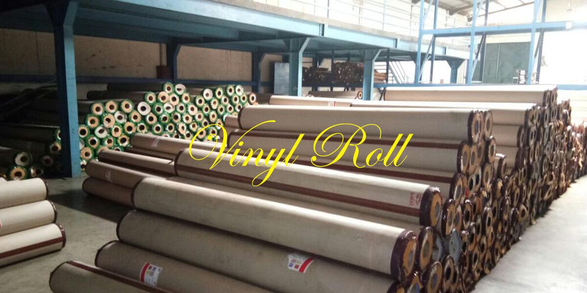 Vinyl Lantai Roll
