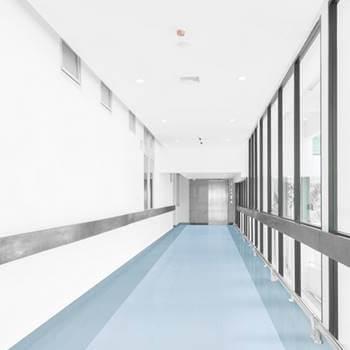 Vinyl kamar rumah sakit