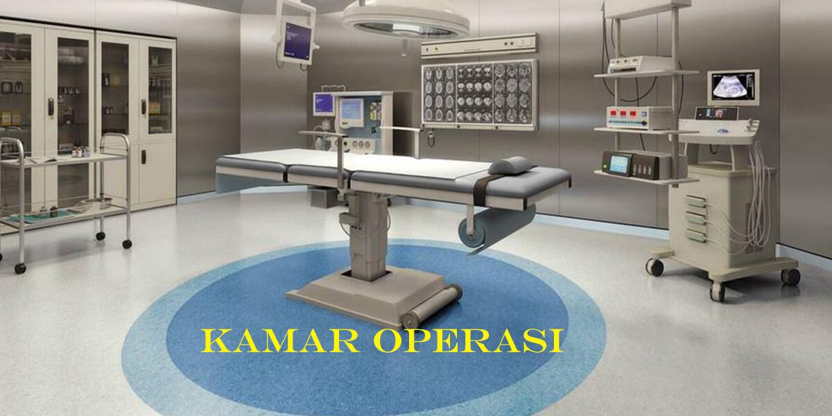 Vinyl Lantai Kamar Operasi