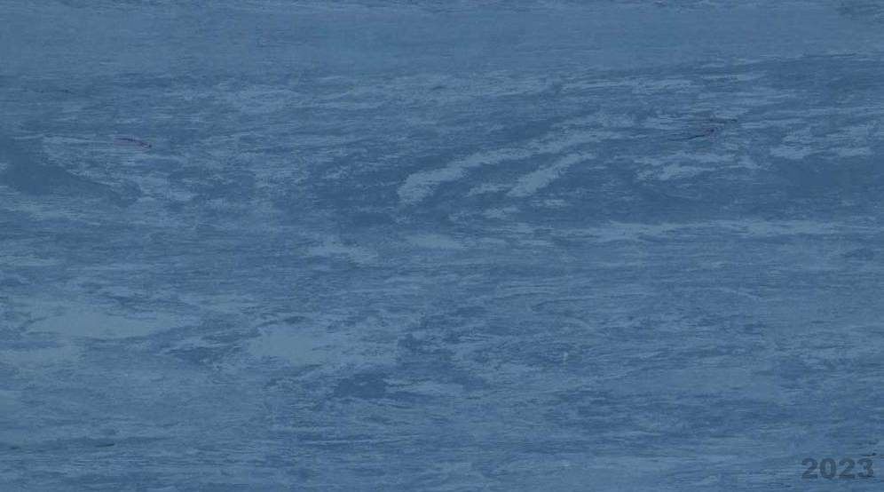 2023 Sea Blue